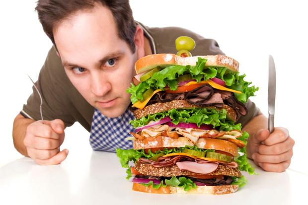 Постоянное чувство голода даже после еды признак