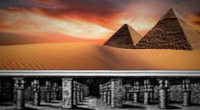 Действительно ли существует подземный мир под пирамидами Гизы?  Zl2eue-2ym4