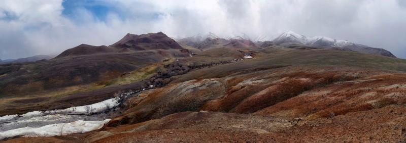 Горный Алтай, долина Кызыл-Чина.