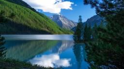 Кучерлинское озеро 1