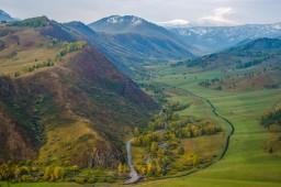 Респ. Алтай, горный Чарыш