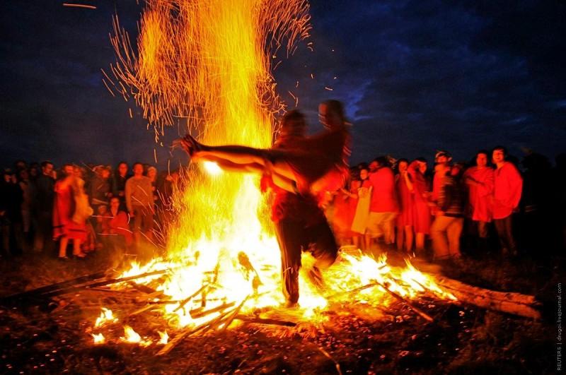 Картинки по запросу хождение по огню