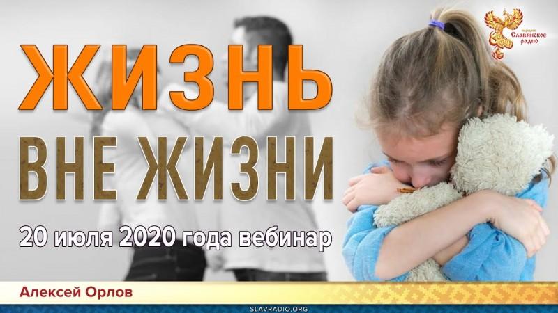 Жизнь вне Жизни   Вебинар Алексея Орлова