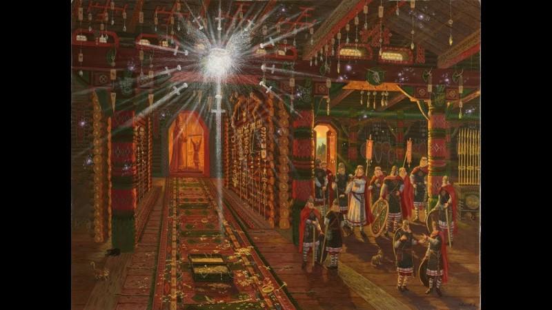 ПравоСлавные Славянские Храмы и Капища