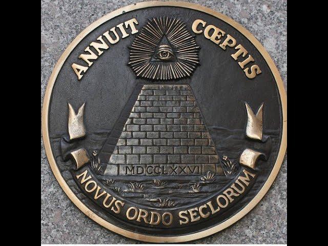 Шабесгои транслируют конечные планы своего Хозяина - Новый мировой порядок / New World Order