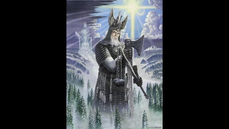 Легенда о Волотах