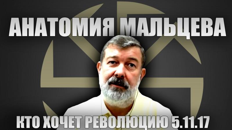 Анатомия Мальцева или кто хочет революцию 5.11.2017