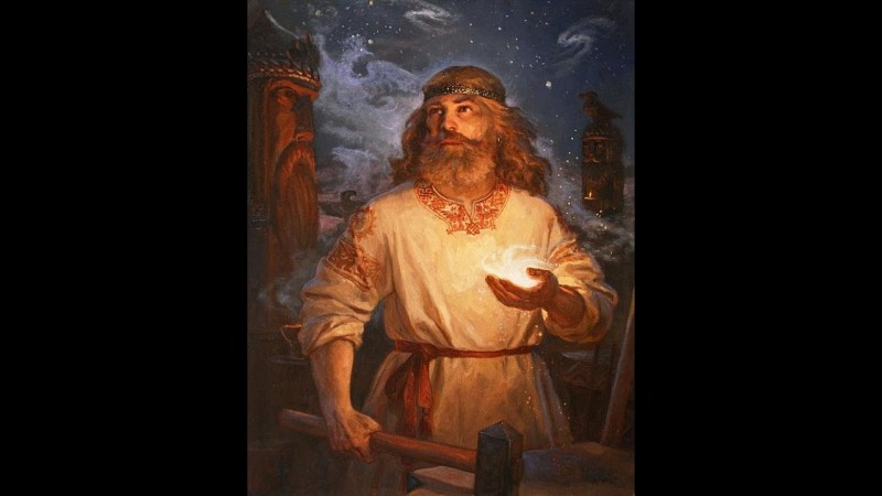 Легенда о Храме Сварога