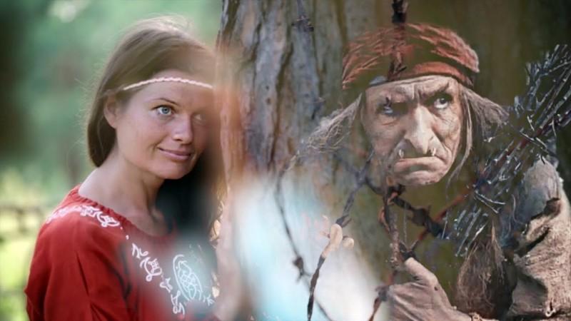 МАТУШКА ЯГИНЯ (ЙОГИНЯ) или Баба Яга? Как исказили древний образ. Видеоклип Шадровых.