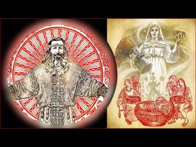 Родные боги в творчестве Максима Кулешова