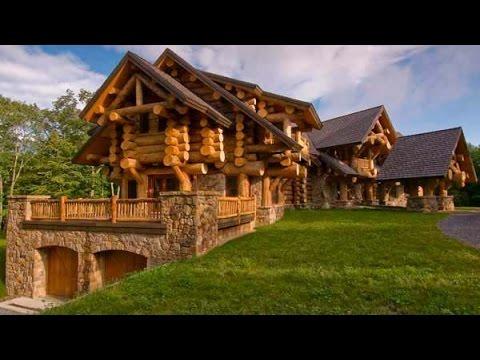 В таких домах должны жить Русичи.