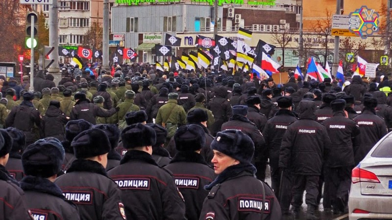 Русский марш требует ПЕРЕМЕН!
