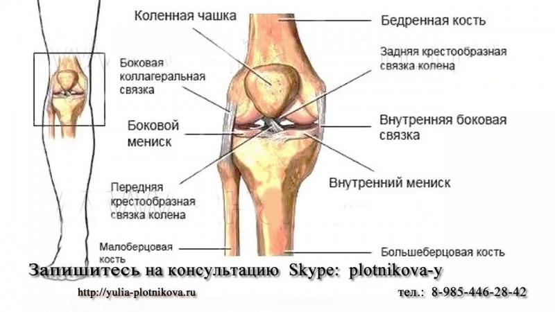 Психосоматические причины болезней колен. Ведический психолог