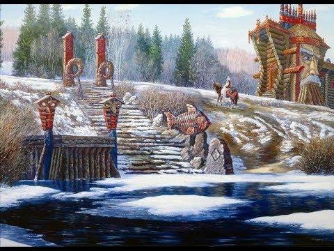 Славянский праздник Водосвет Водокрес Крышень 19 января