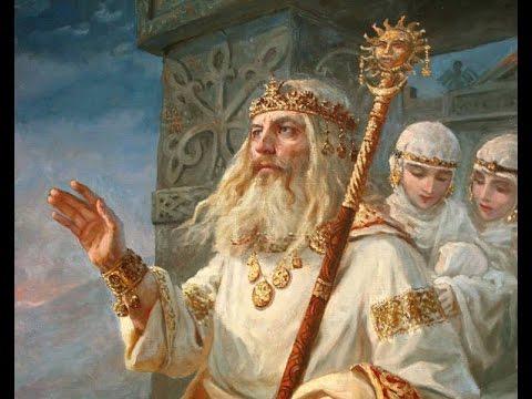 Легенды о белых богах. Александр Колтыпин