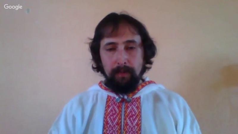 Воскресные беседы с Дариславом Стариковым (14.05.2017)
