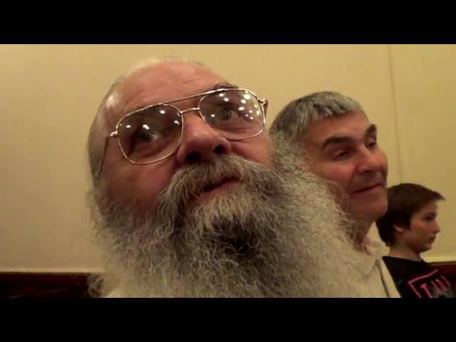 Наука и искусство - Теория единого поля Русичей - Говоров В.И. в ЦДЛ 11 мая 2016 - Глобальная волна