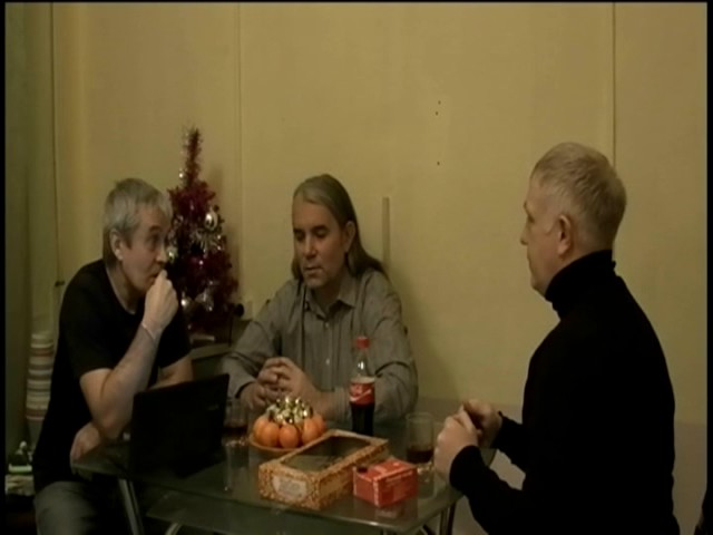 Третья встреча с И. Гусевым в Питере 24.11.16 г., часть 1.