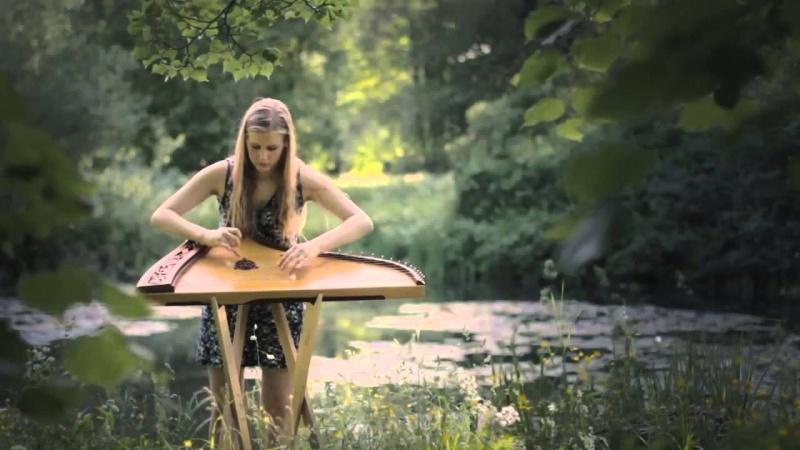 Гусли - Ольга Глазова — Best Wishes For Summer (NÕTR) / Gusli Olga Glazova