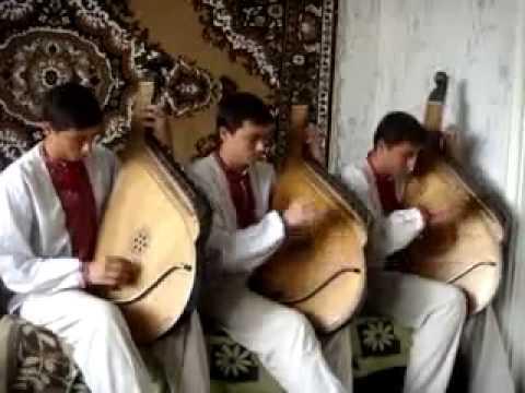 Children - исполнение на украинском инструменте БАНДУРА
