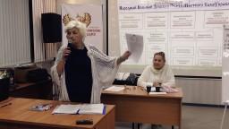 2й Вольный Земский Съезд МСУ. Алина Станиславская. Совету МСУ быть?