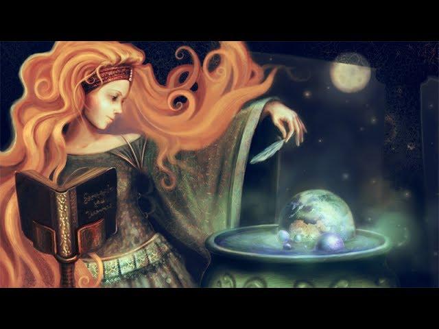 Магия Земли Женщины и Красота. Борис Володарский