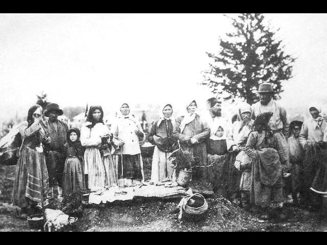 Черная магия поминок на кладбище и поедания пасхальных куличей. Алена Полынь
