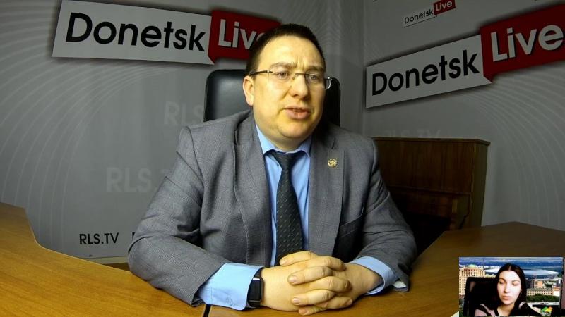 Donetsk Live №483: Андрей Крамар