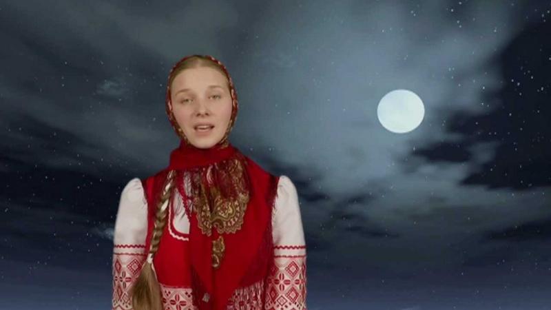 "Валентина Рябкова. Колыбельная ""Ветер горы облетает"""