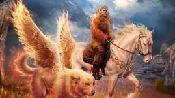 Как создавался мир(Славянская мифология)#4