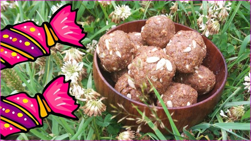 Конфеты из меда и льна - экопродукты из Родовых поместий