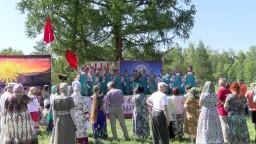 Открытие 5-го самого большого славянского фестиваля. Надежда Токарева