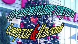 Предновогодние покупки Северская & Ильский