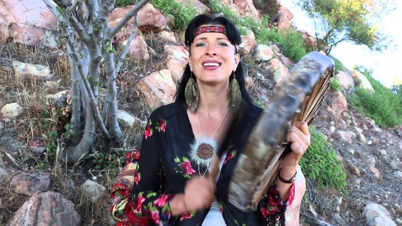 Славянский ритуал соединения с духом Рода. В гармонии с природой