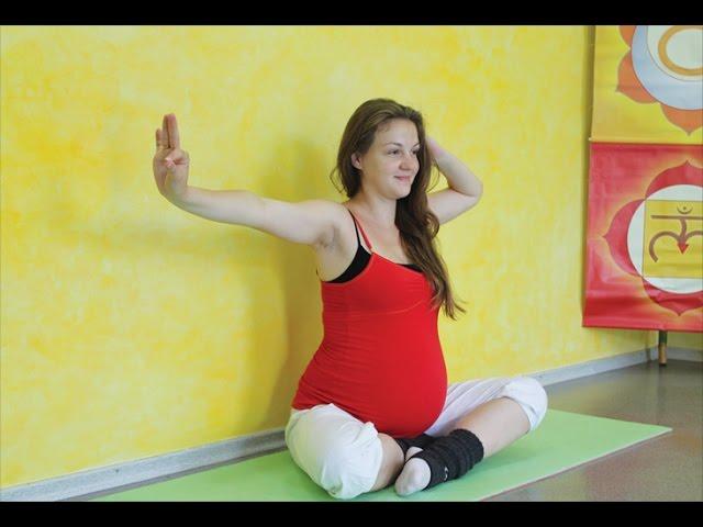 Духовные практики для беременных женщин. Александра Штукатурова