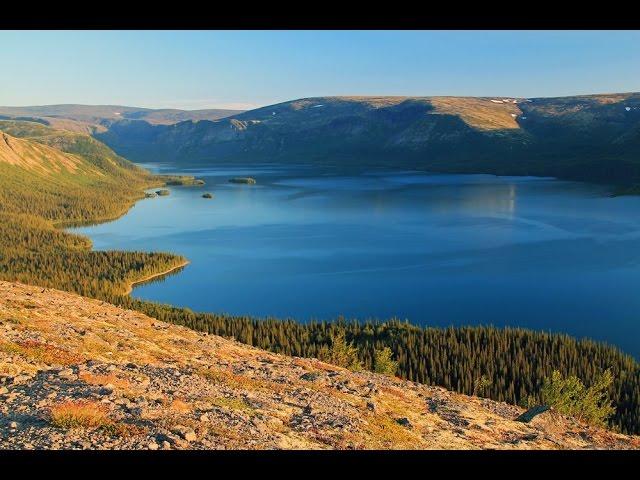 Сейдъяввръ: Озеро Горных Духов. Вводный фильм