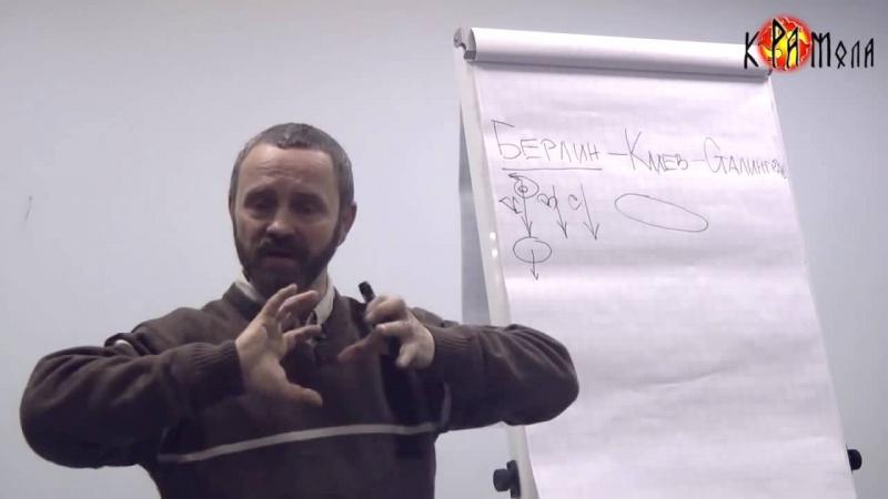 Сергей Данилов. Психическое время.  Петербург, январь 2014