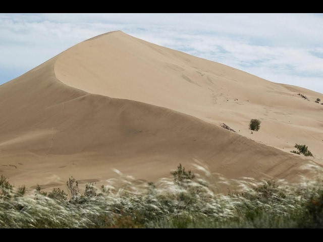 ЭТО ПРАВДА? Поющие пески
