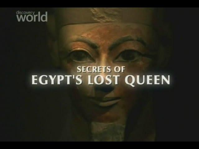 Тайна Забытой Царицы Египта [ДокФильм]