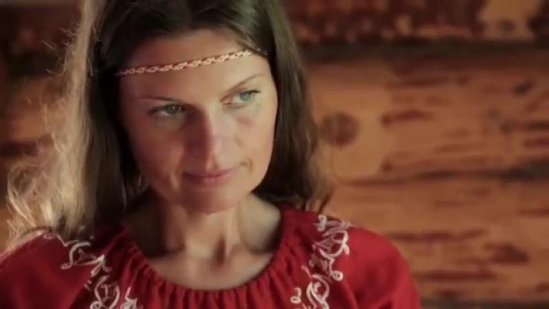 """Андрей и Татьяна Шадровы  видеоклип """"Матушка Ягиня"""""""