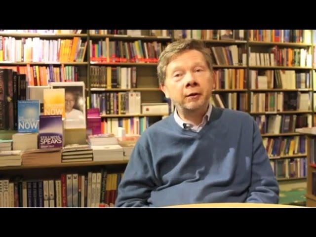 Экхарт Толле - Откуда возникает несчастье?