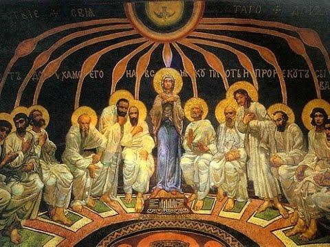 Маг Виктан о христианском эгрегоре