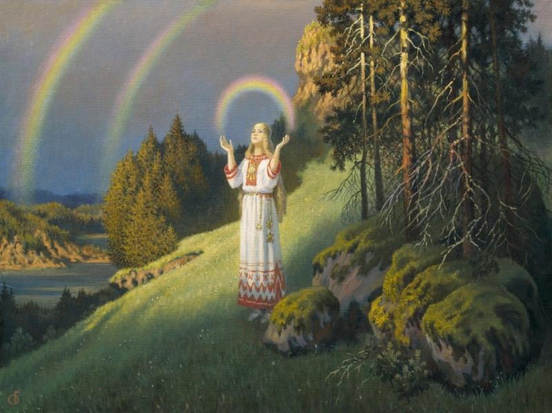 Тайная природа Женщины! Возрождение Ведической Культуры!