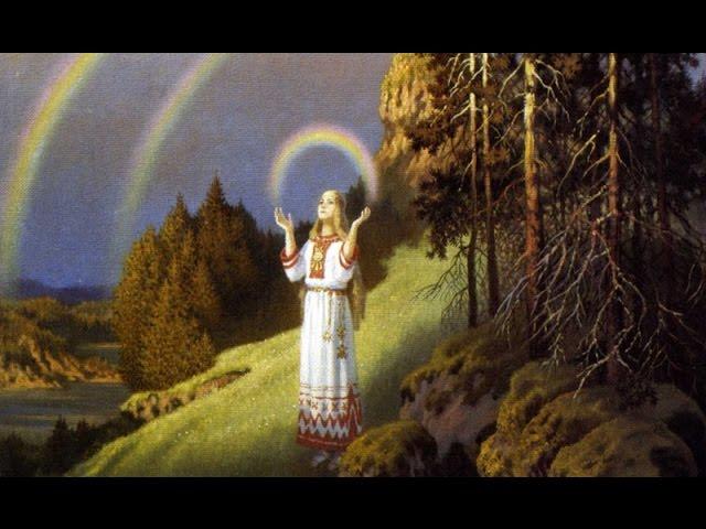 """В религиях нет понятия """"Природа"""""""