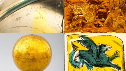 Артефакты Тартарии #1. Золото, медь, бронза, памятники.
