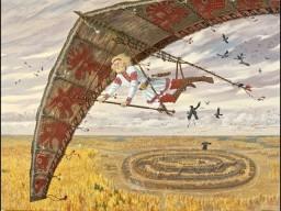 Славянские картины Всеволода Иванова