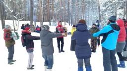 Праздник День бога Коляды в общине Сварожич