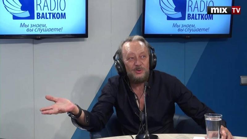 """Профессиональный путешественник Виталий Сундаков в программе """"Разворот"""". MIX TV"""
