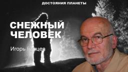 Снежный человек. Игорь Бурцев