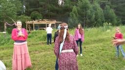 День Земли 2017 - играем в Ванюта, я тута в селении Жива